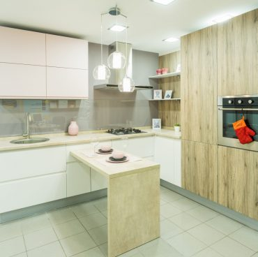 Категория «Угловые кухни»