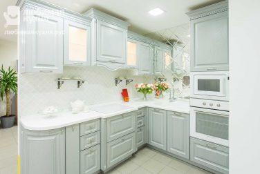 Угловая кухня Тиволи