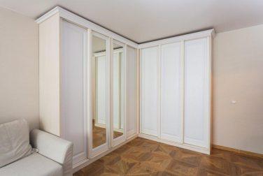 Шкаф-купе для гостиной Мариетта