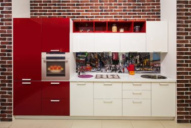 Белая кухня Нью Йорк