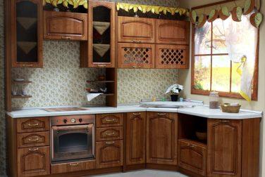 Угловая кухня Верона